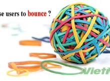 Tỷ lệ bỏ trang - Bounce rate  - dautuseo.com