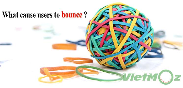 Bounce Rate - Tỷ lệ bỏ trang là một tiêu chí xếp hạng website ?
