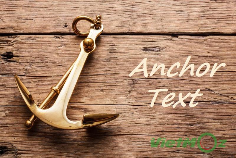 Anchor Text - Văn bản neo