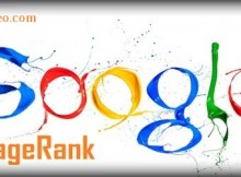 google-pagerank, thu hang website