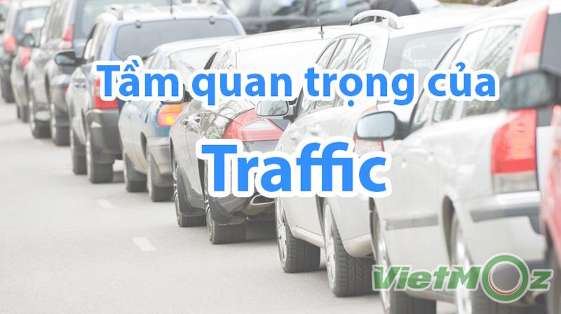 tầm quan trọng của traffic
