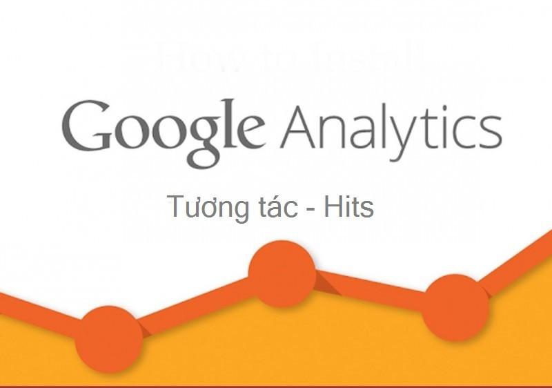 Tương tác trong google Analytics